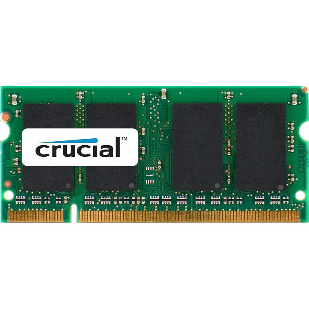 Crucial 2GB DDR2 SODIMM 667 MHz (1x2GB) kopen