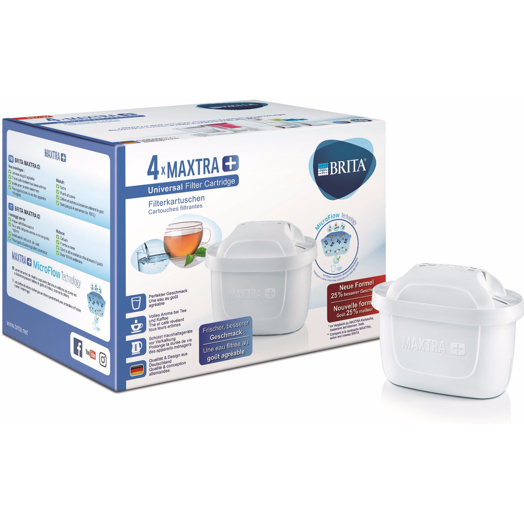 Brita Filterpatronen Maxtra+ 4-Pack in Cérexhe-Heuseux