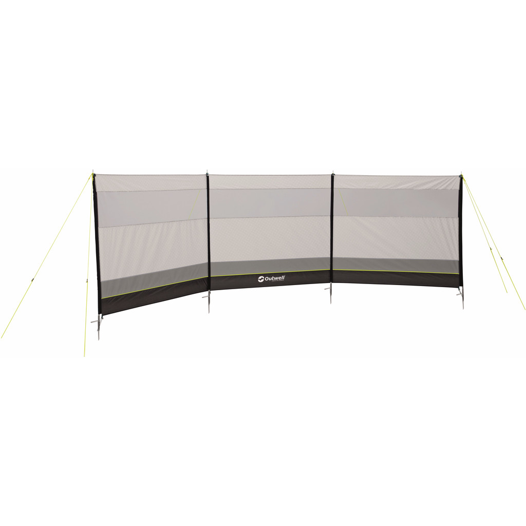 Outwell Windscreen Premium Spike Grey in Septon