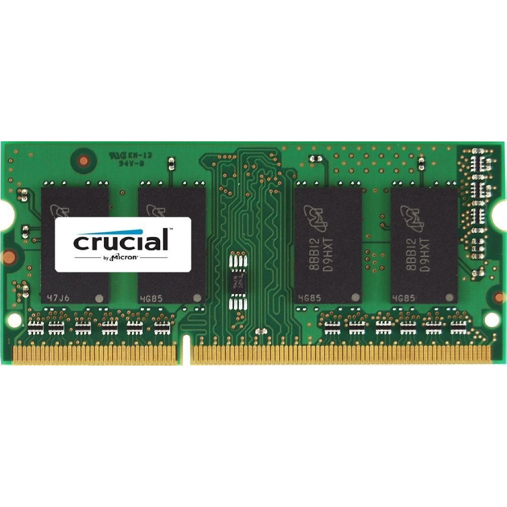 Crucial 8 GB SODIMM DDR3L-1600 kopen