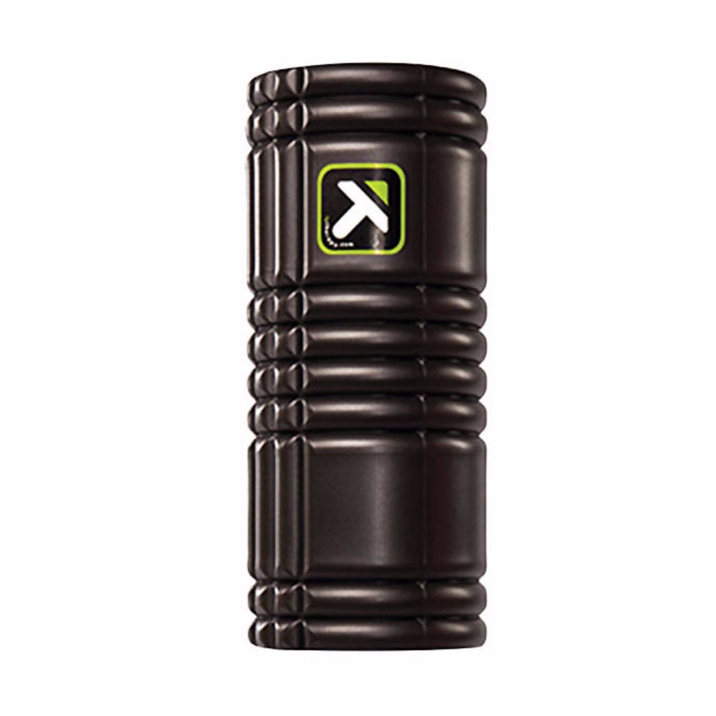 Trigger The Grid Foam Roller Zwart