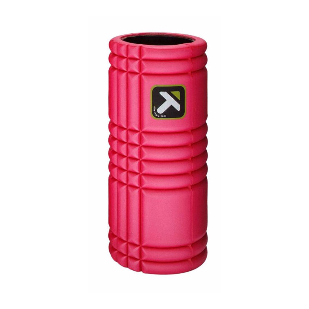 Trigger The Grid Foam Roller Roze