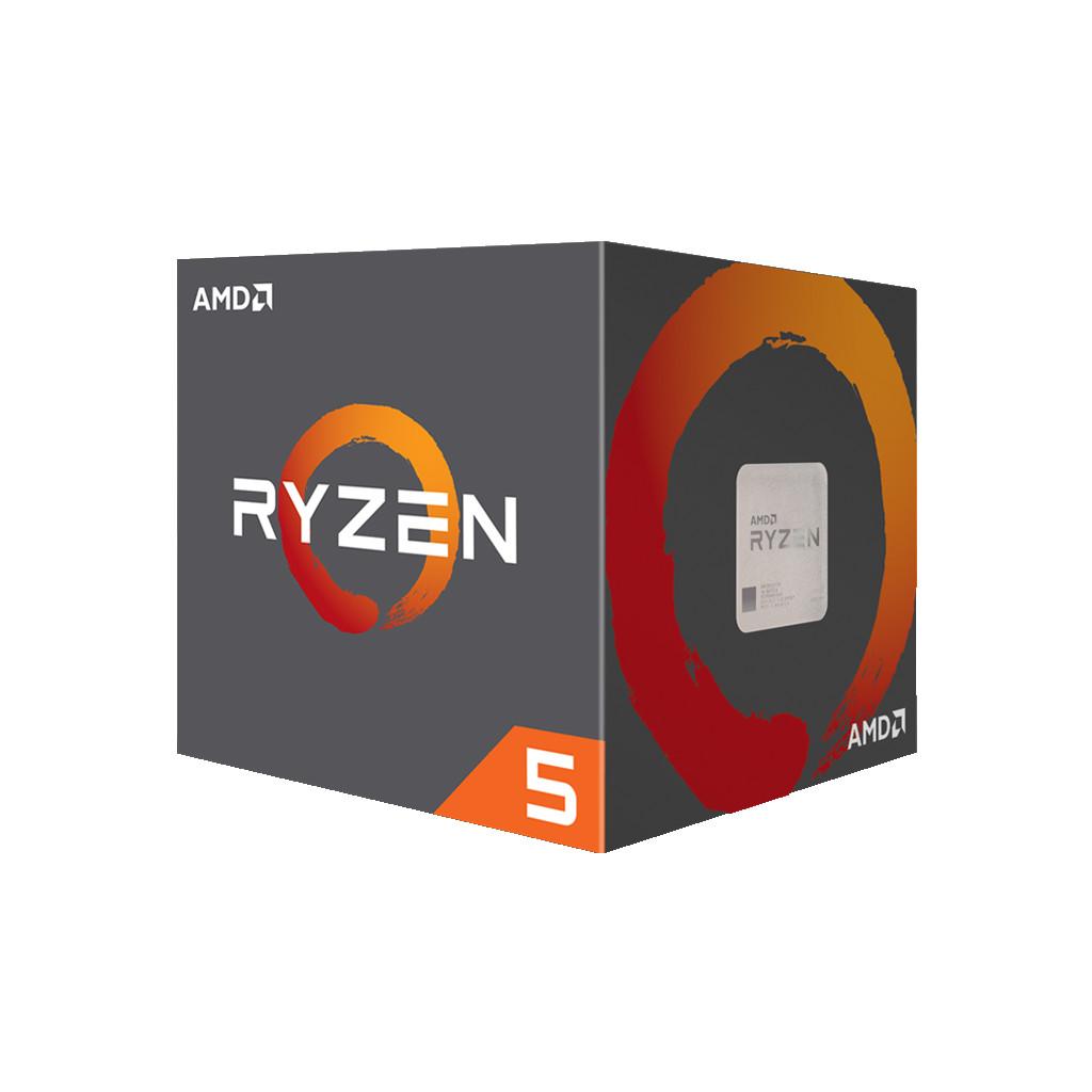 Afbeelding van AMD Ryzen 5 1500X processor