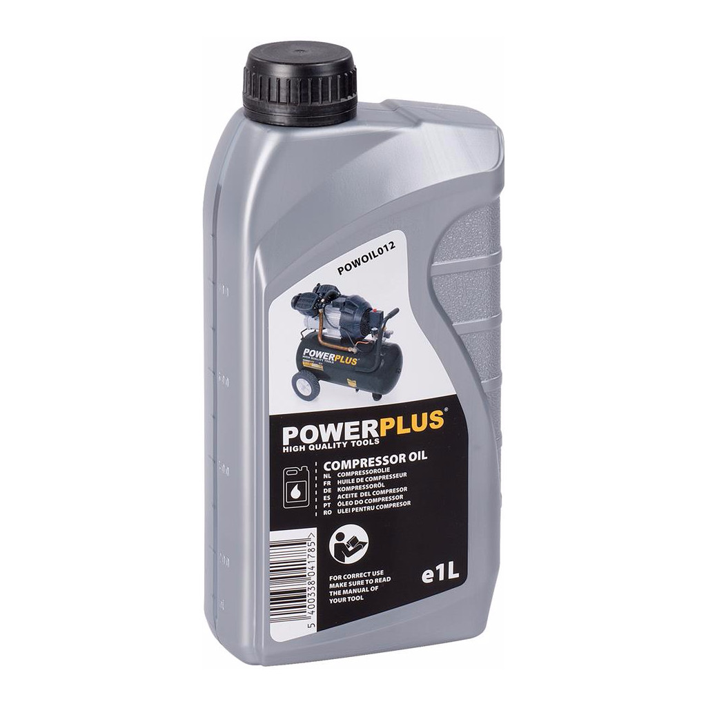 Powerplus Compressorolie 1L in Crehen