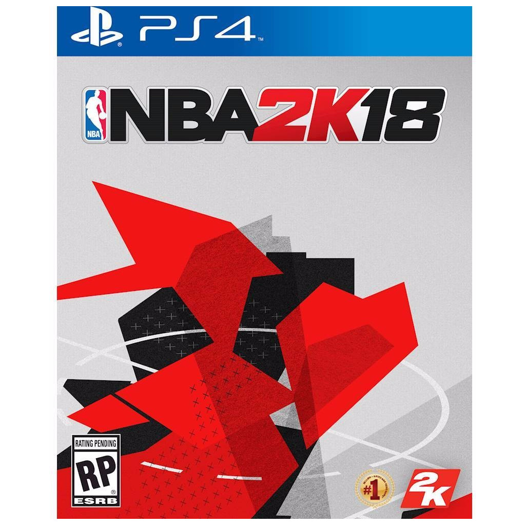 NBA basketball 2K18 PS4