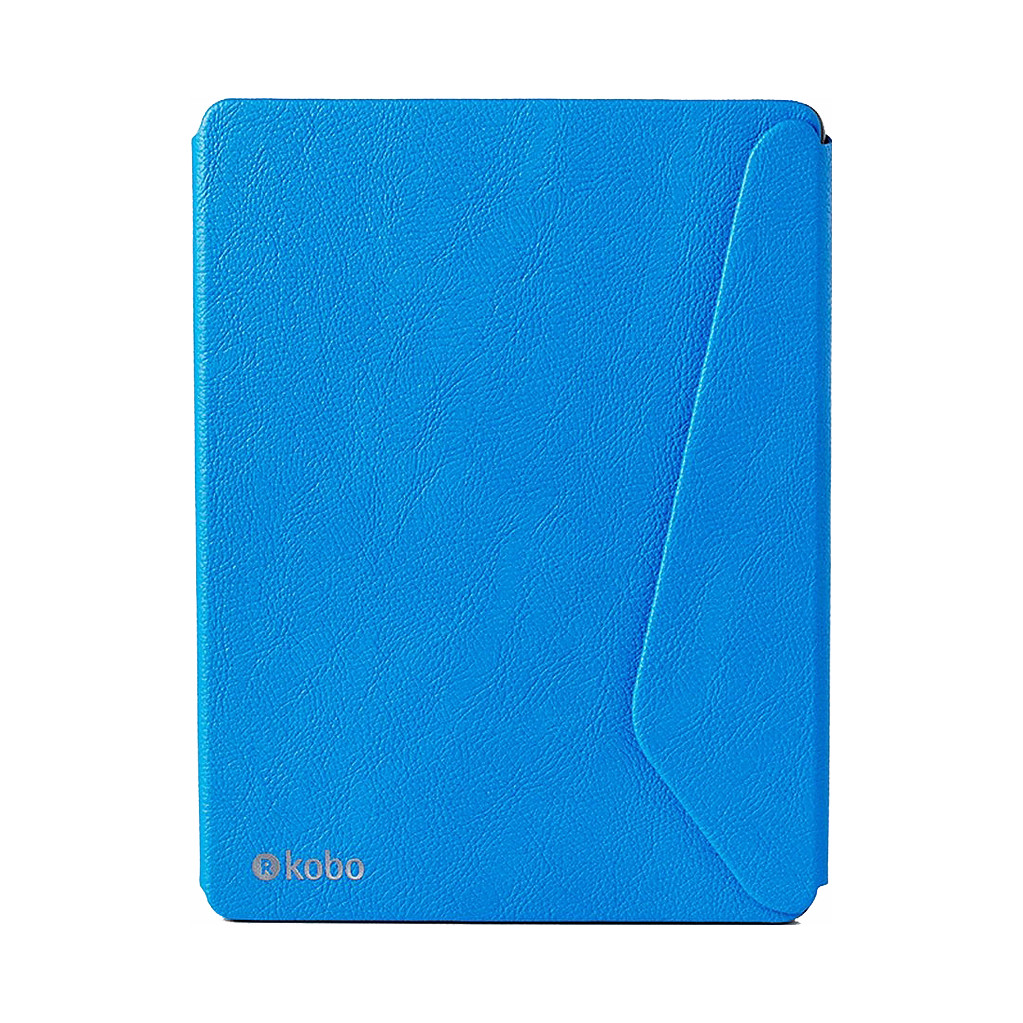 Kobo Aura H2O (edition 2) Sleep Cover Blauw in Terband / Terbant