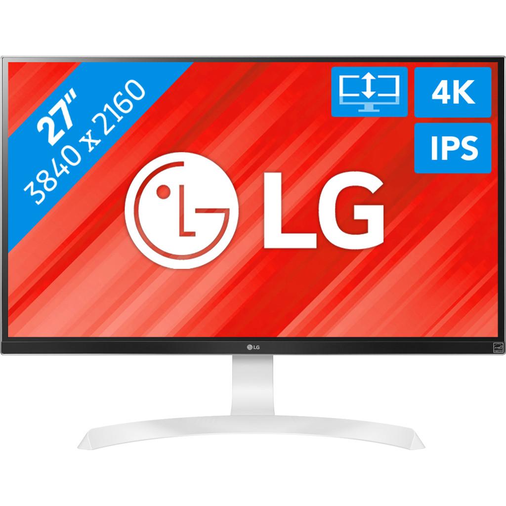 LG 27UD69P-W