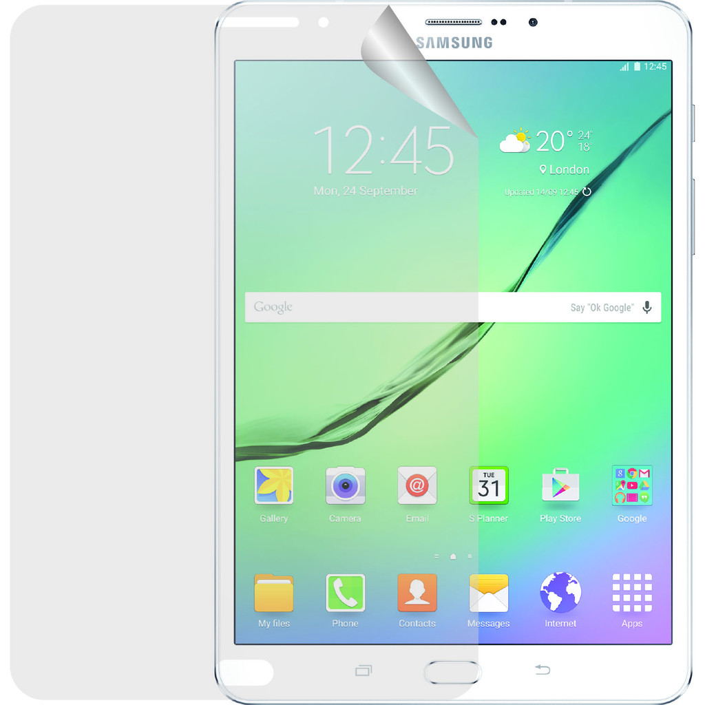 Azuri Samsung Galaxy Tab S2 9,7 Screenprotector Plastic in Kapelle