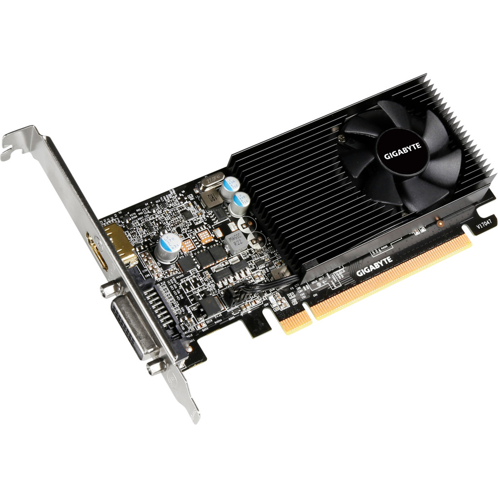 Gigabyte GeForce GT 1030 Low Profile 2G in Kwintsheul