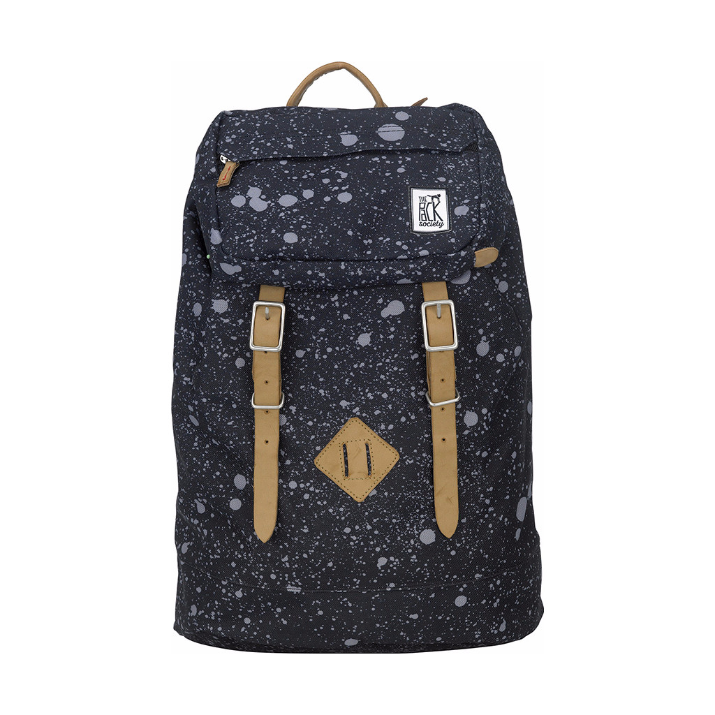 The Pack Society Premium Black Spatters All Over