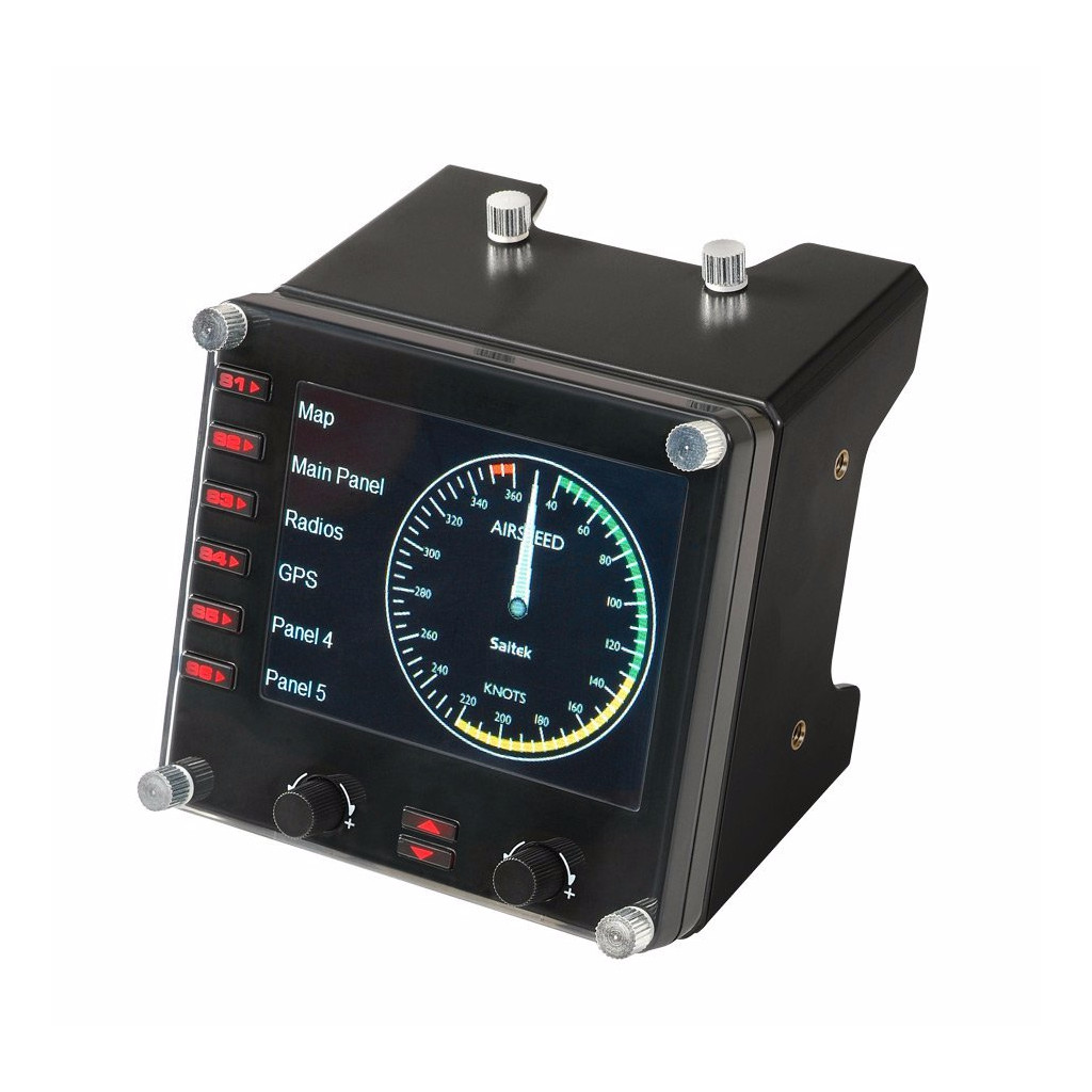 Saitek Pro Flight Instrument Panel PC in Zedelgem
