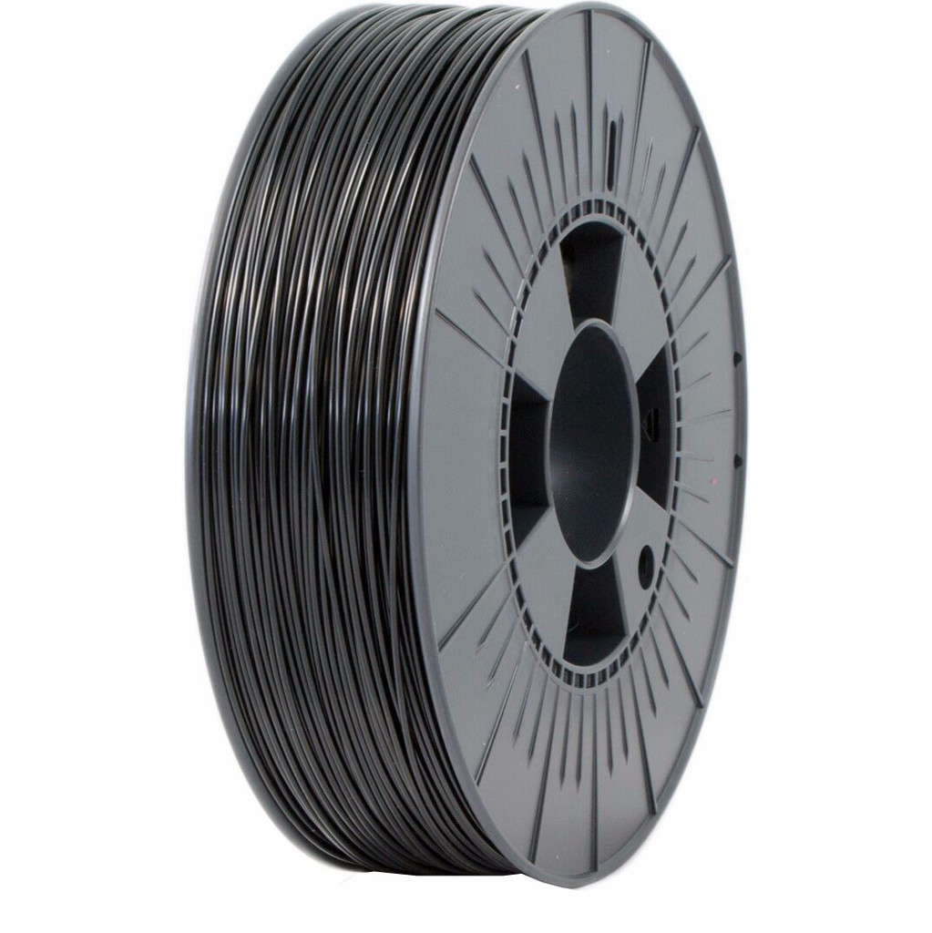 ICE filaments PLA Zwart 1,75 mm (0,75 kg) in Oele