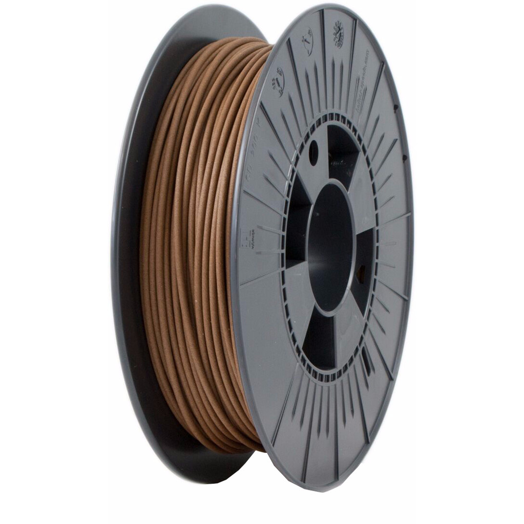 ICE filaments Wood Bruin 2,85 mm (0,5 kg) in Oostbroek