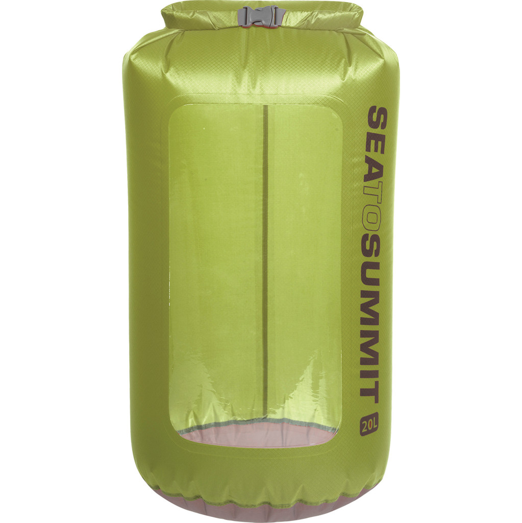 Sea to Summit Ultra-Sil View Dry Sack 20L Green in Tongerlo
