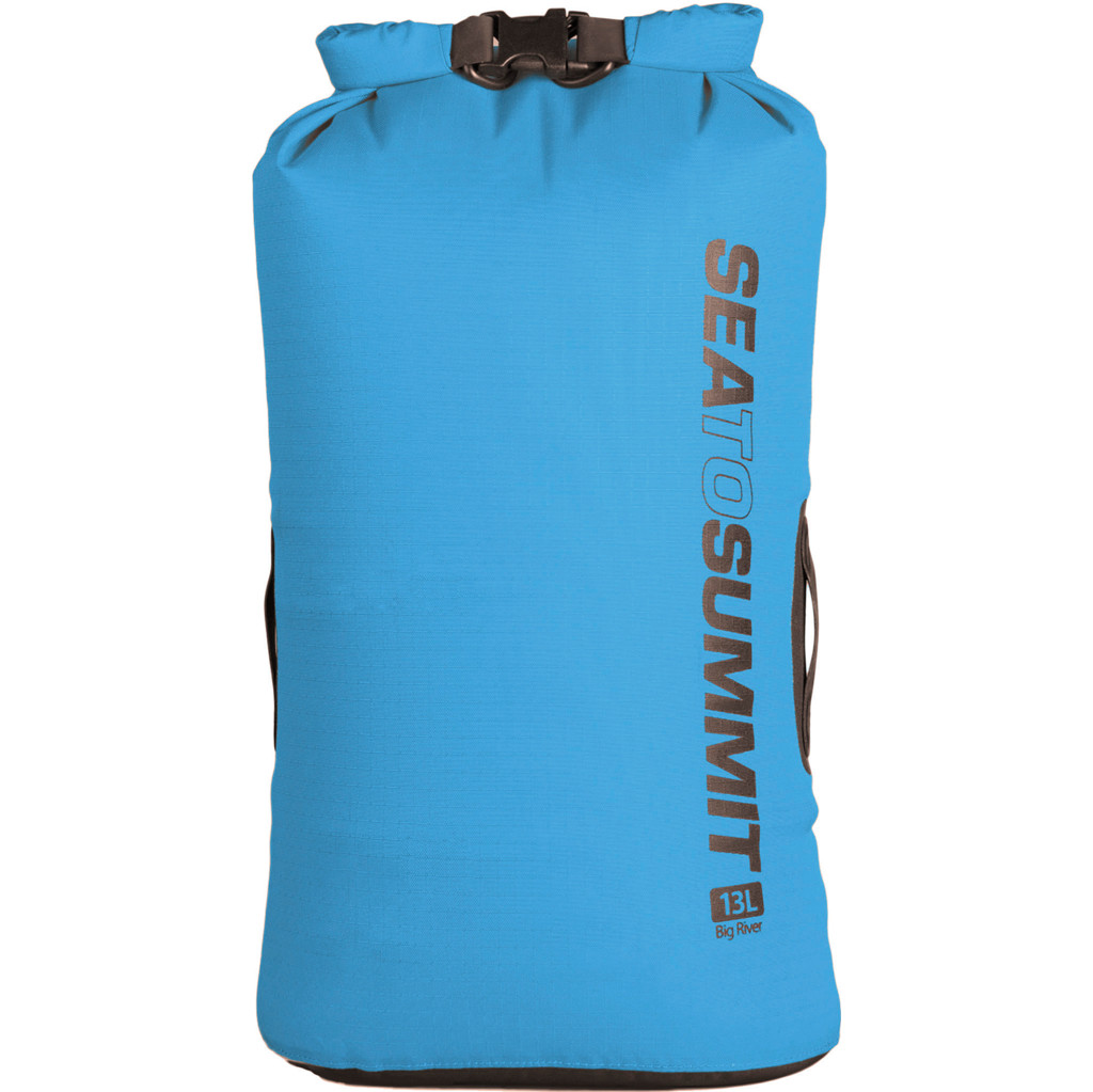 Sea to Summit Big River Dry Bag 13L Blue in De Baan