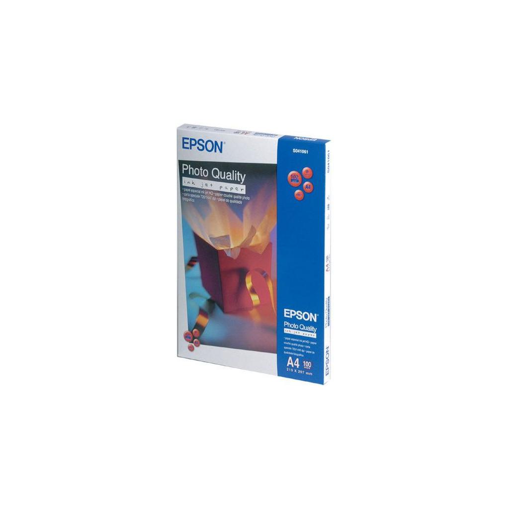 Epson Fotopapier Mat 100 Vel A4 (102 g/m2) in Verlorenhoek