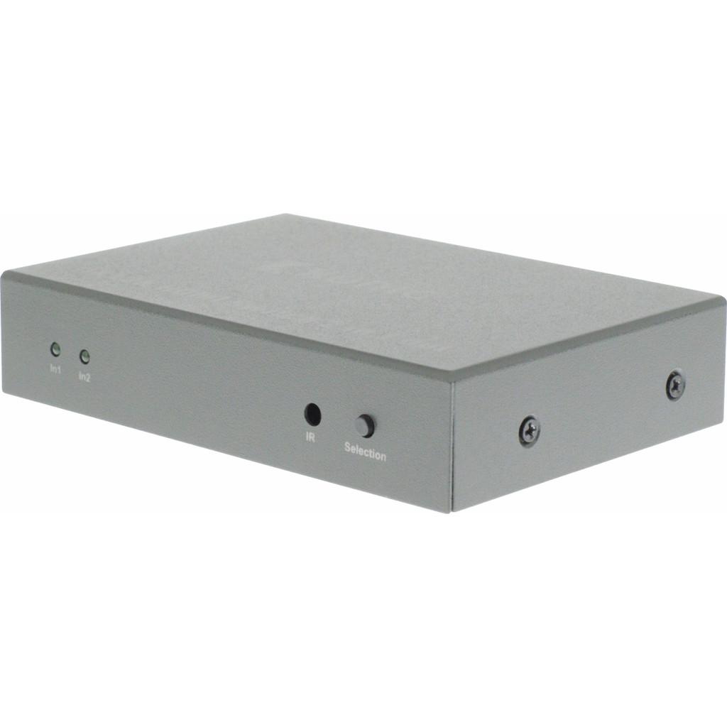 König 2-Poorts HDMI Schakelaar in Terhole