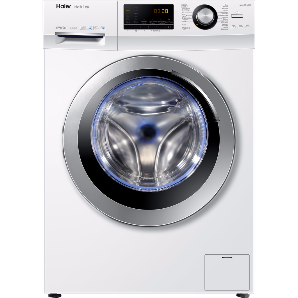 Haier HW80-BP14636 in Warniahuizen