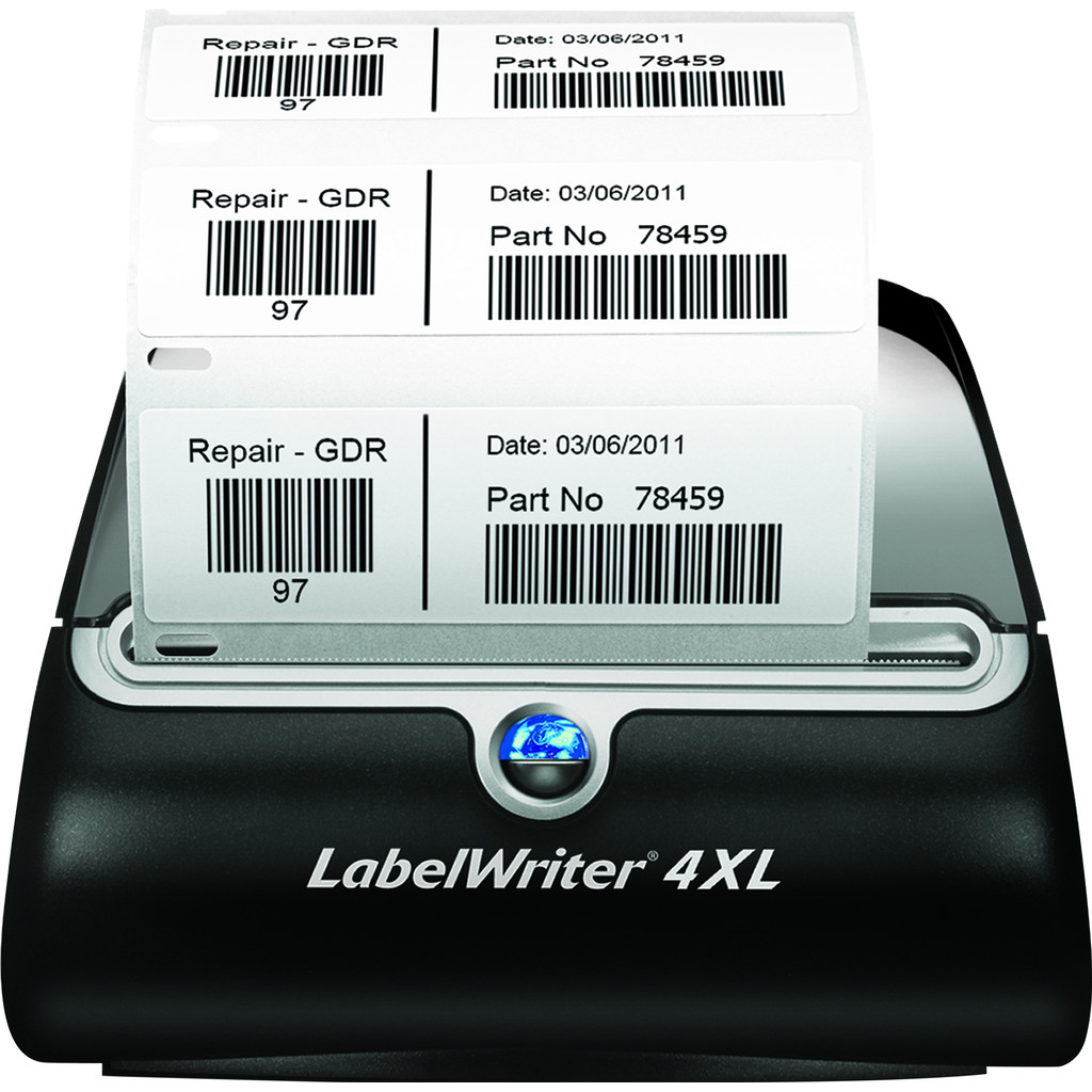 DYMO LabelWriter 4XL in Mheer
