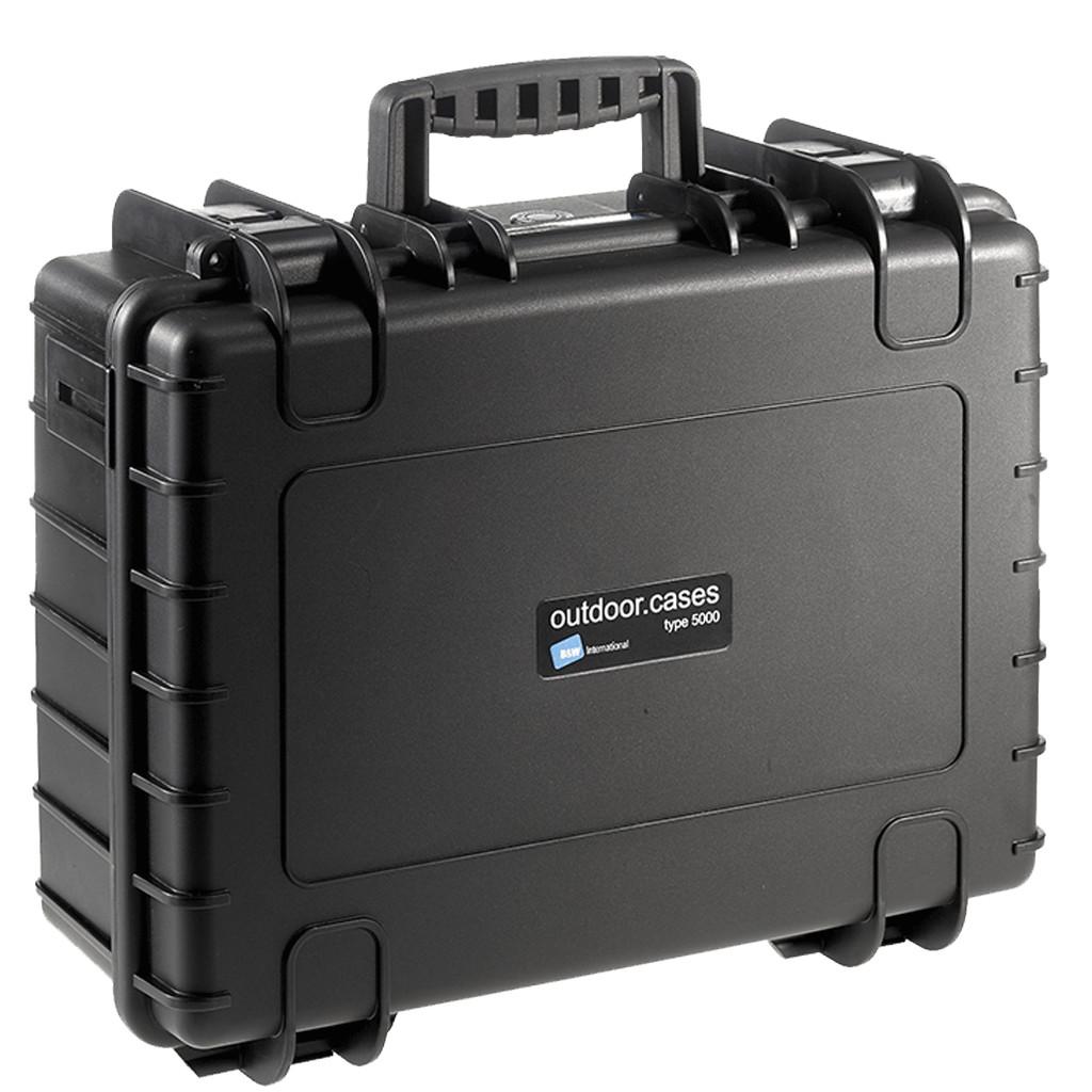B Outdoor-Case Type 5000 zwart