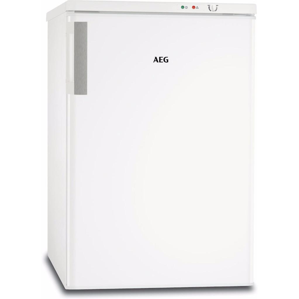 AEG ATB51111AW Vrijstaande tafelmodel vriezers