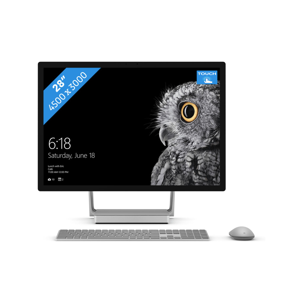 Microsoft Surface Studio i5 8GB 64GB + 1TB GTX965M