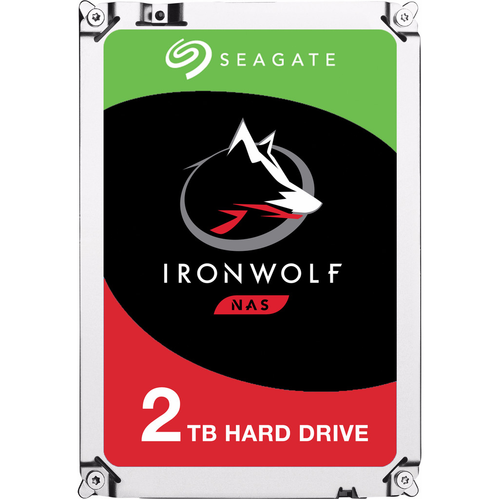 Seagate IronWolf ST2000VN004 2 TB in Vilvoorde