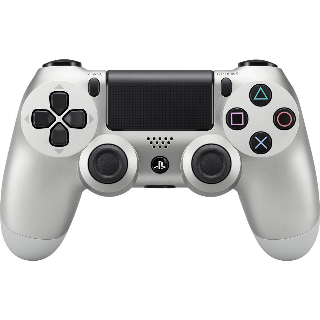 Sony DualShock 4 Controller PS4 V2 Zilver in Marken