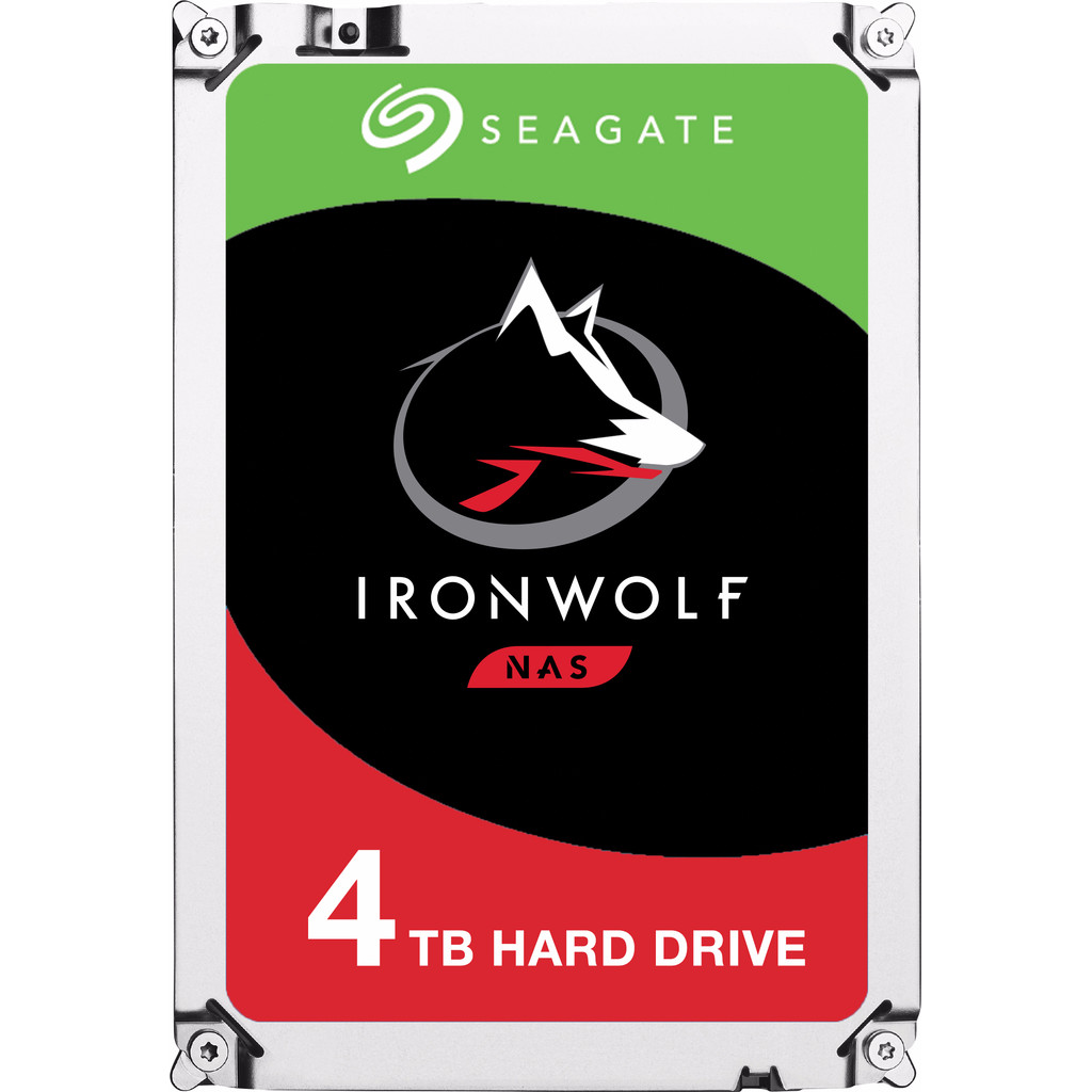 Seagate IronWolf ST4000VN008 4 TB in Maillen