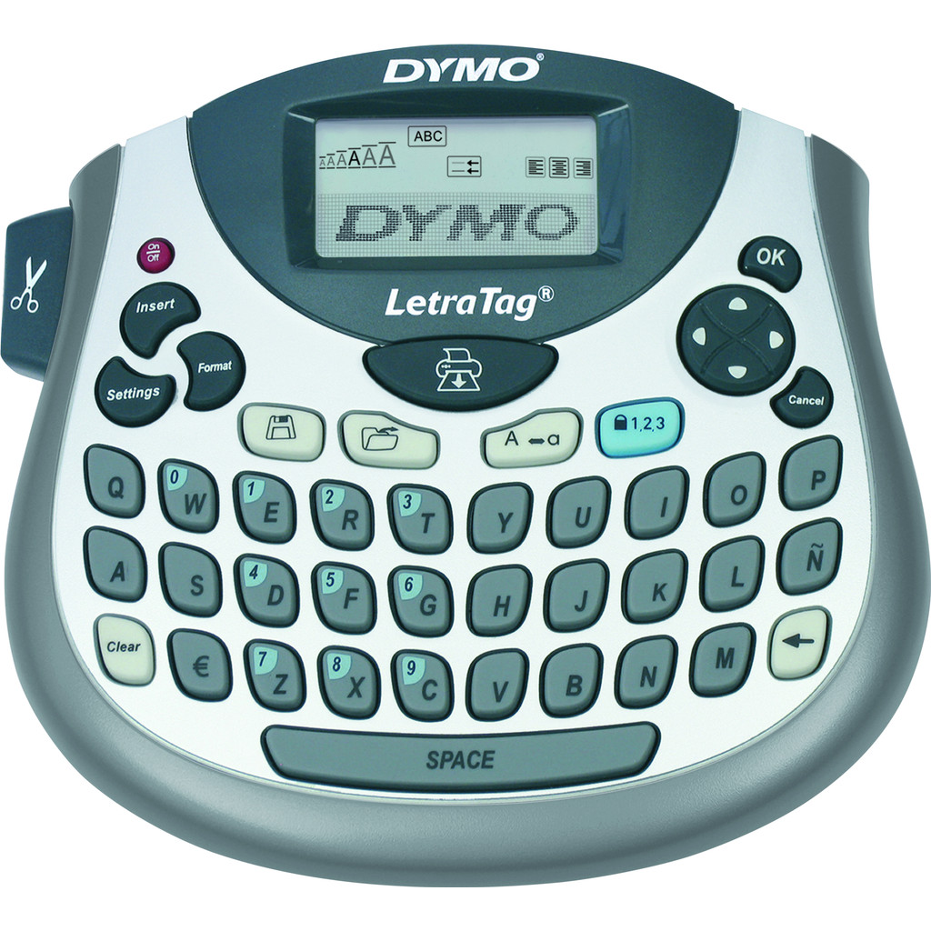 DYMO LetraTag LT-100T (QWERTY) in Gottignies