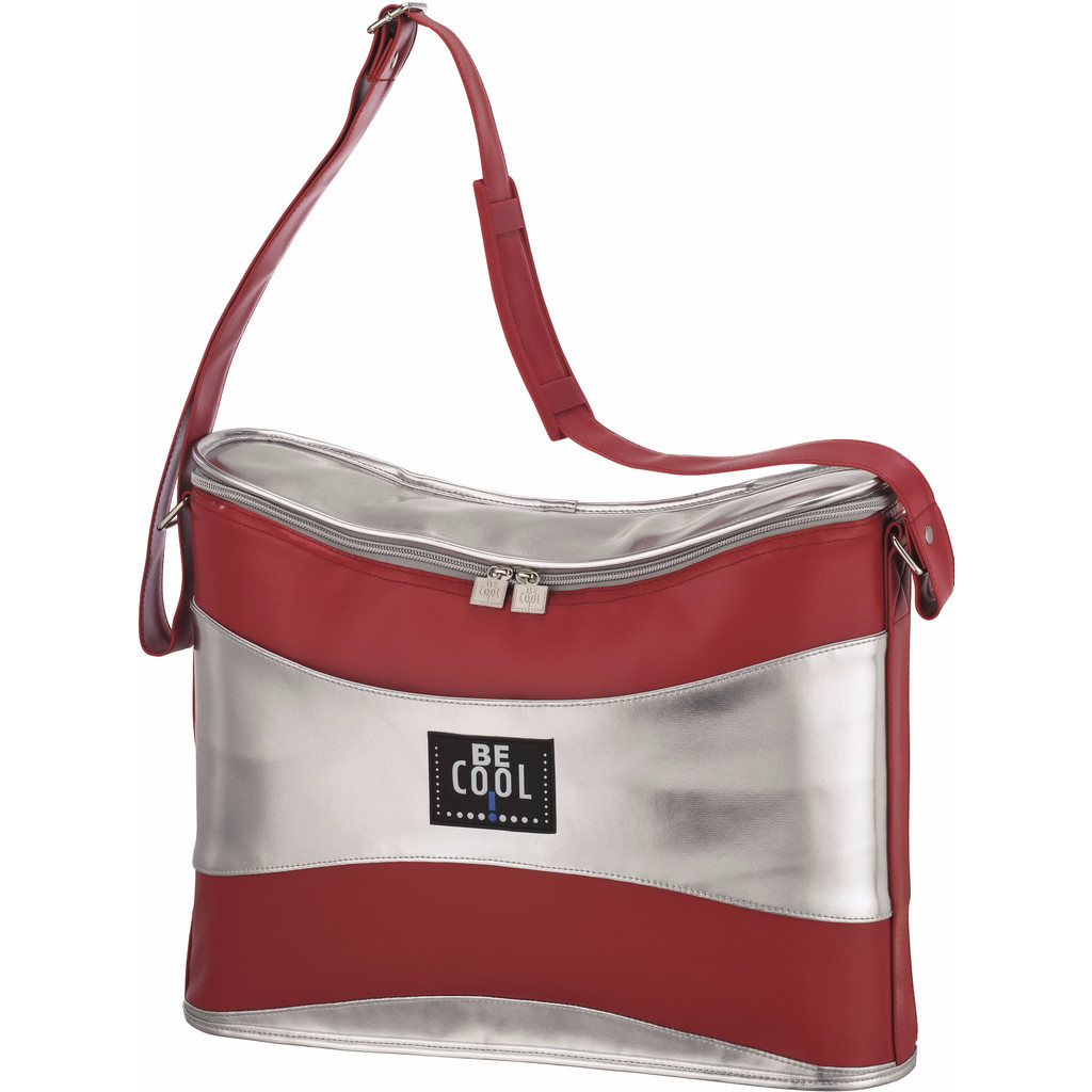 BE Cool T-772 Wave Silver/Red in Hollandscheveld