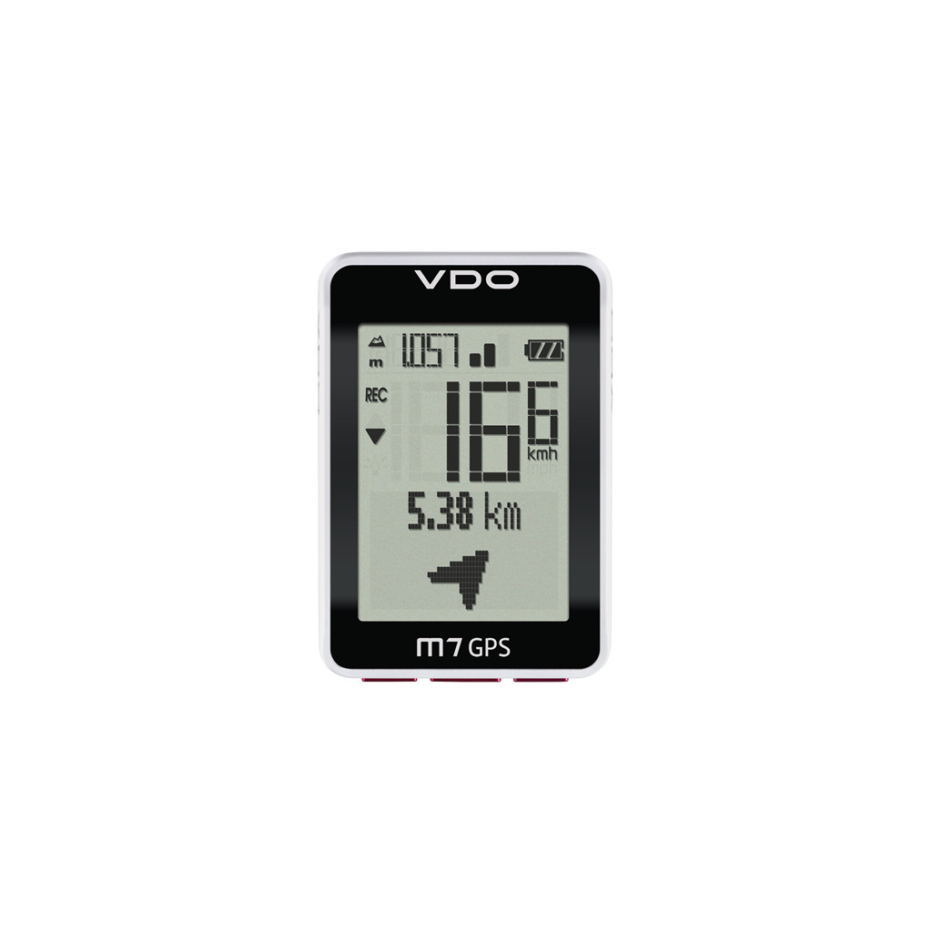 VDO M7 GPS Draadloos in Hour