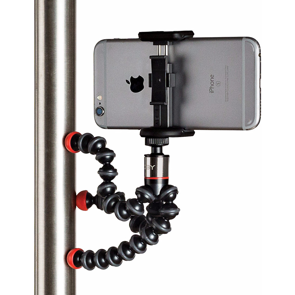 Joby GripTight One GorillaPod Magnetic + Impulse in Athis