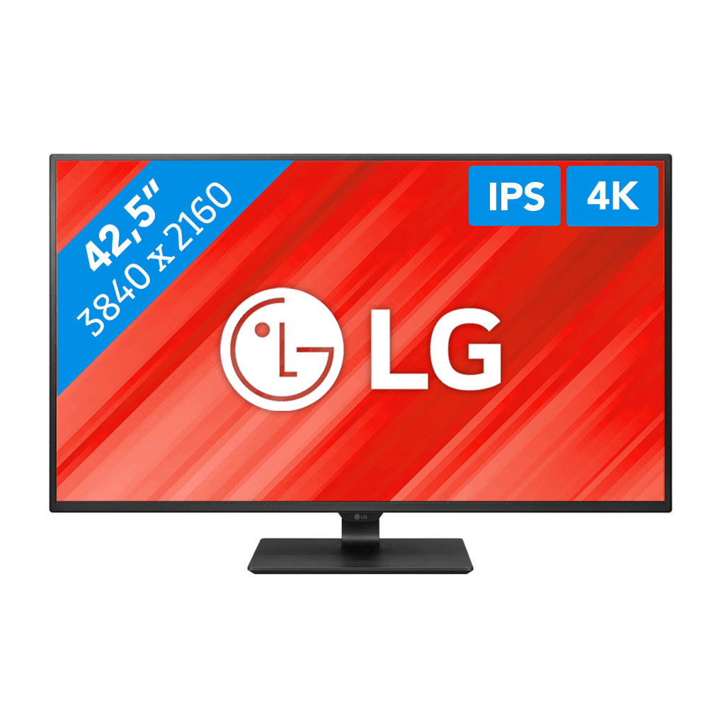 LG 4K Monitor 43UD79