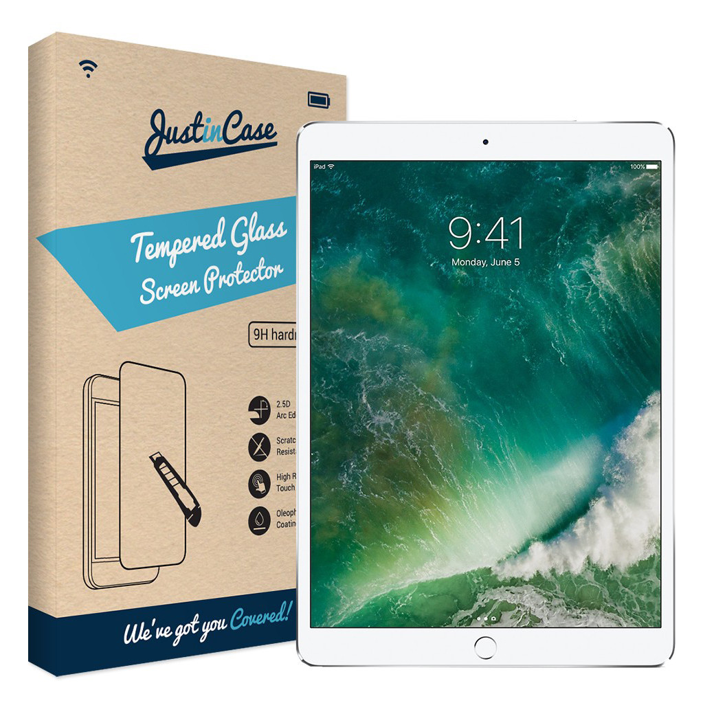 Just in Case Apple iPad Pro 10,5 inch Screenprotector Glas kopen