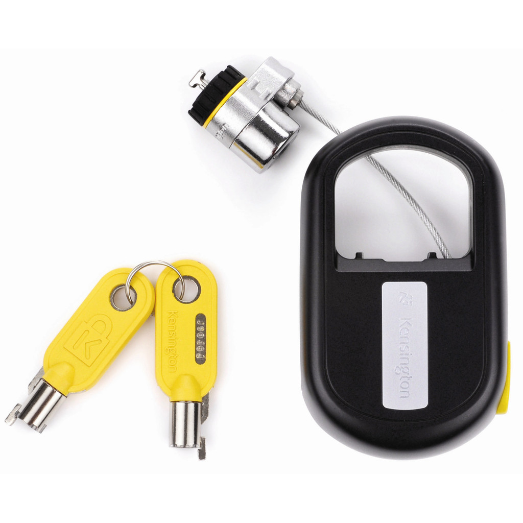 Kensington MicroSaver Retractable Lock in Corenne