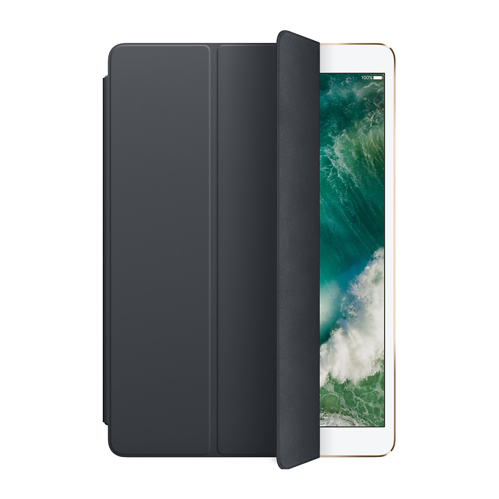 Apple iPad Pro 10,5 inch Smartcover Donkergrijs in Tijum