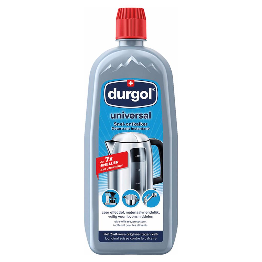 Afbeelding van Durgol ontkalker Universeel 750 ml voor koffiezetapparaten