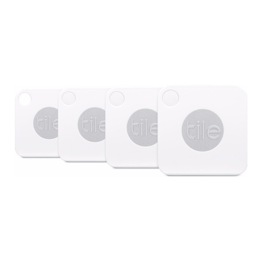 Tile Mate Bluetooth Tracker Four Pack in Wittewierum