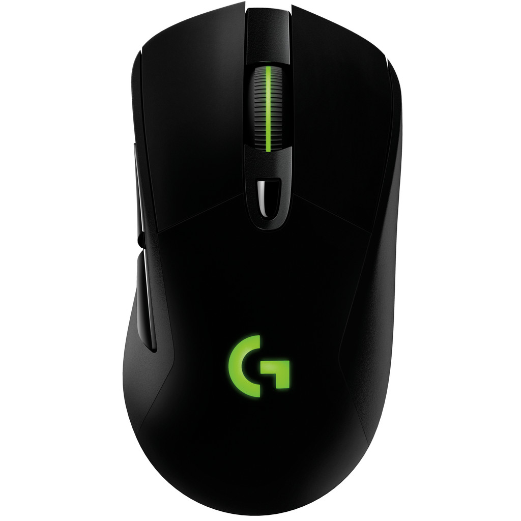 Logitech G703 Lightspeed Wireless Gaming Mouse in Rheeveld