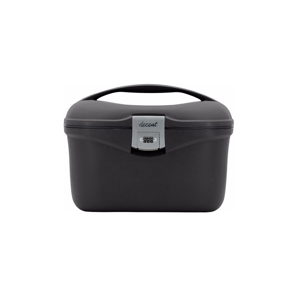 Decent Sportivo Beautycase Black in Neigem