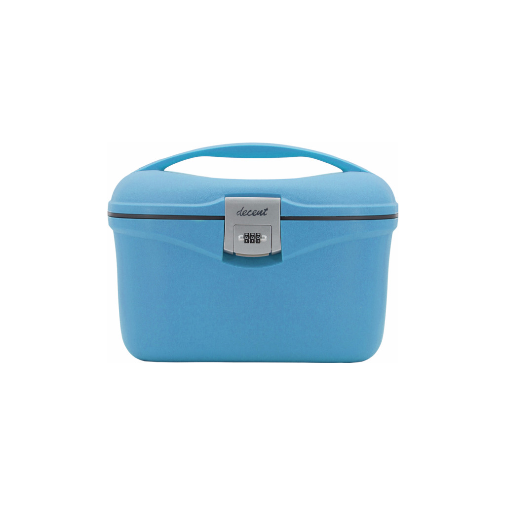 Decent Sportivo Beautycase Ocean Blue in Op de Belt