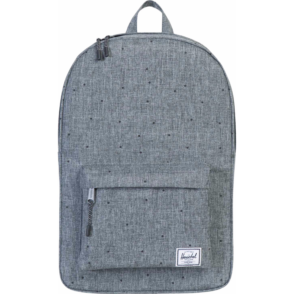 c94a5e369dd Herschel Classic Mid-Volume Scattered Raven Crosshatch