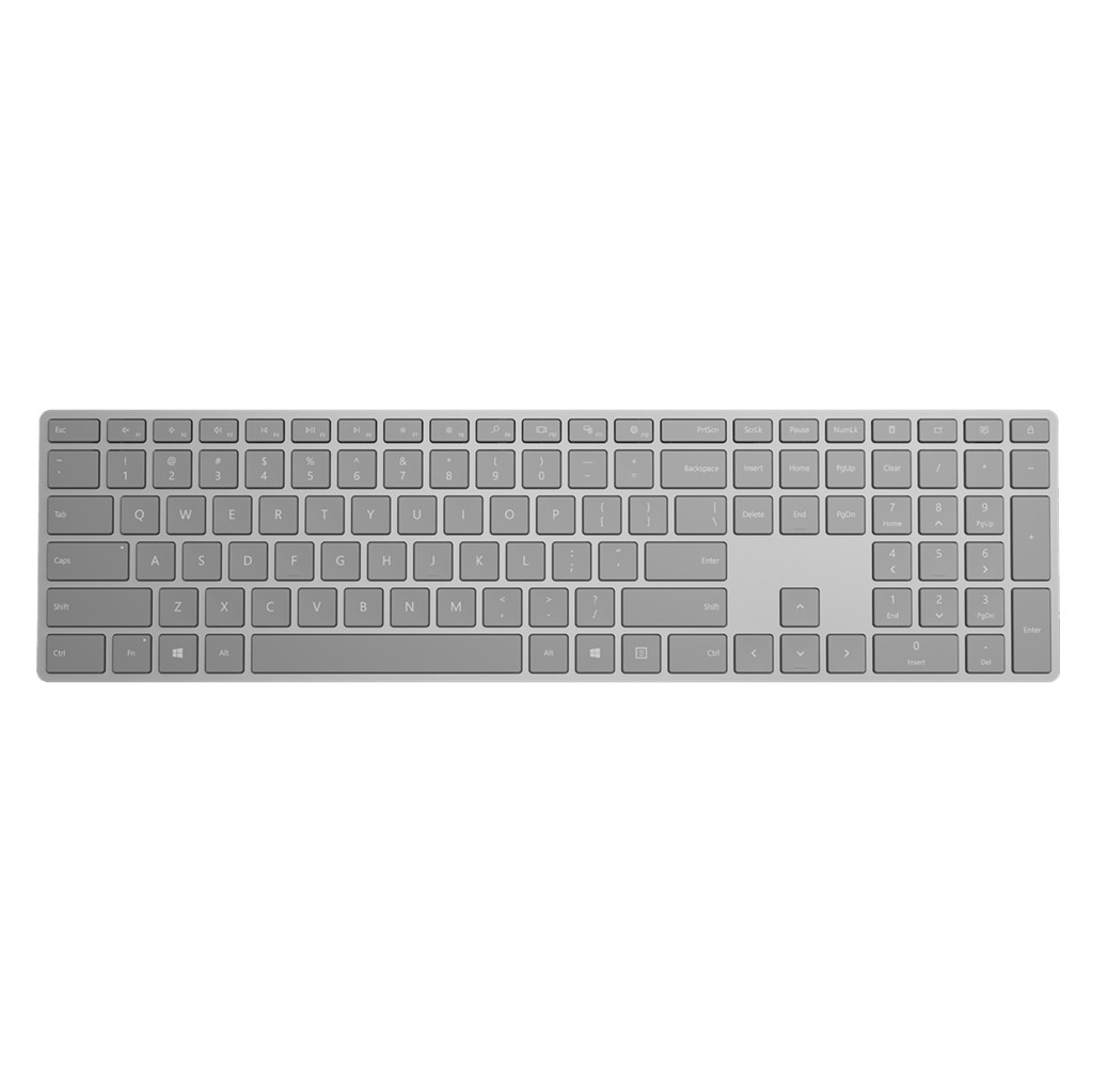 Microsoft Surface Keyboard SC Bluetooth Grijs in Doische