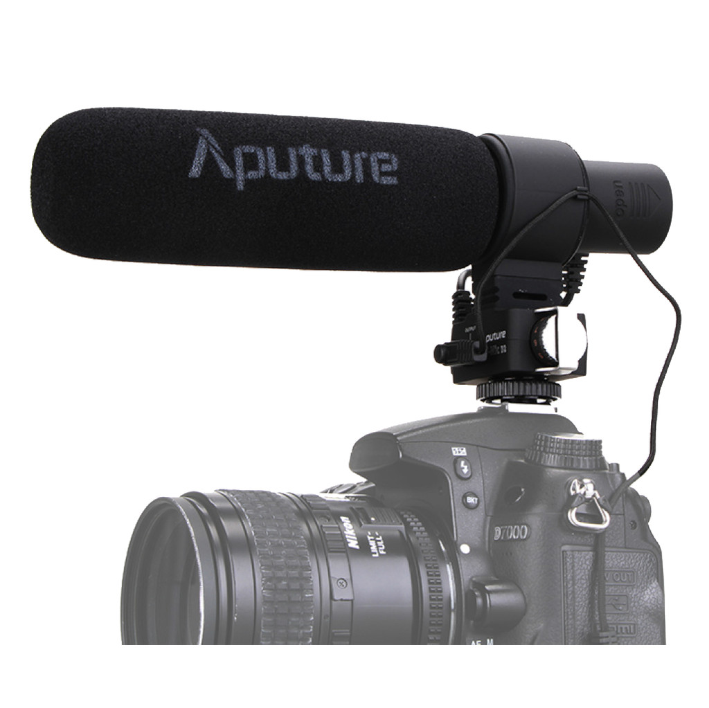 Aputure V-Mic D2 in Maaidijk