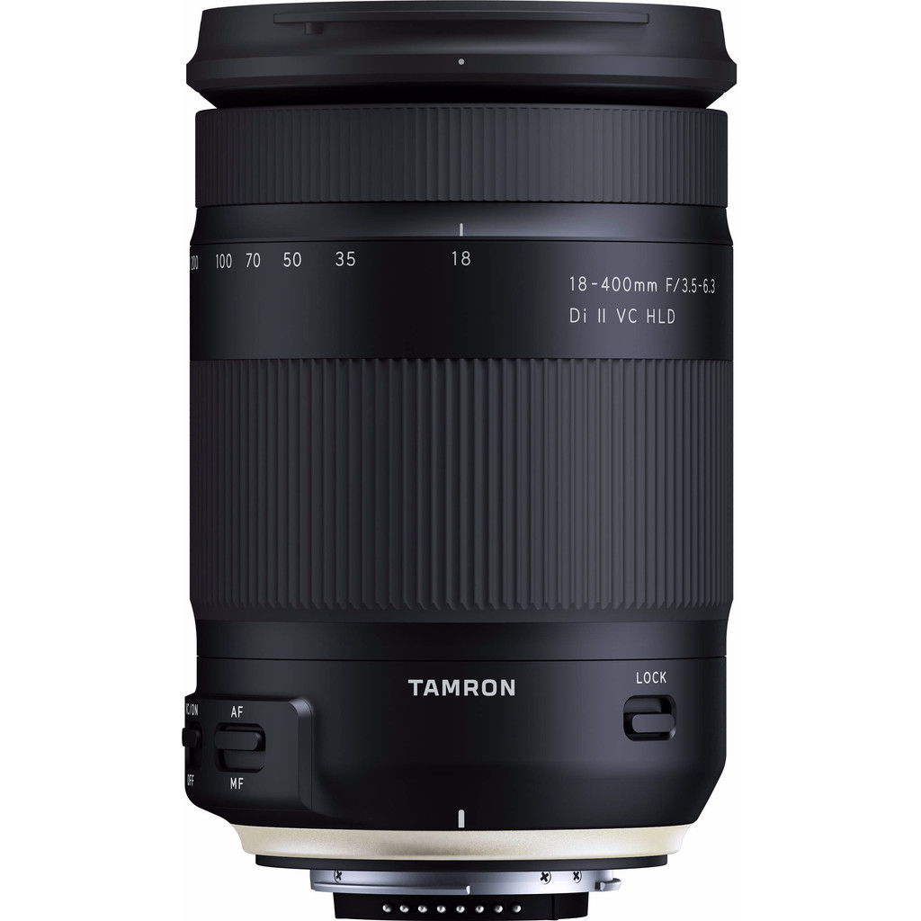 Tamron 18-400mm f/3.5-6.3 Di II VC HLD Nikon