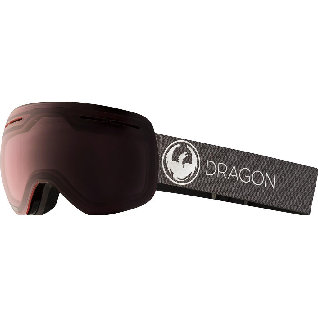 Dragon X1S Echo + Transitions Light Rose Lens