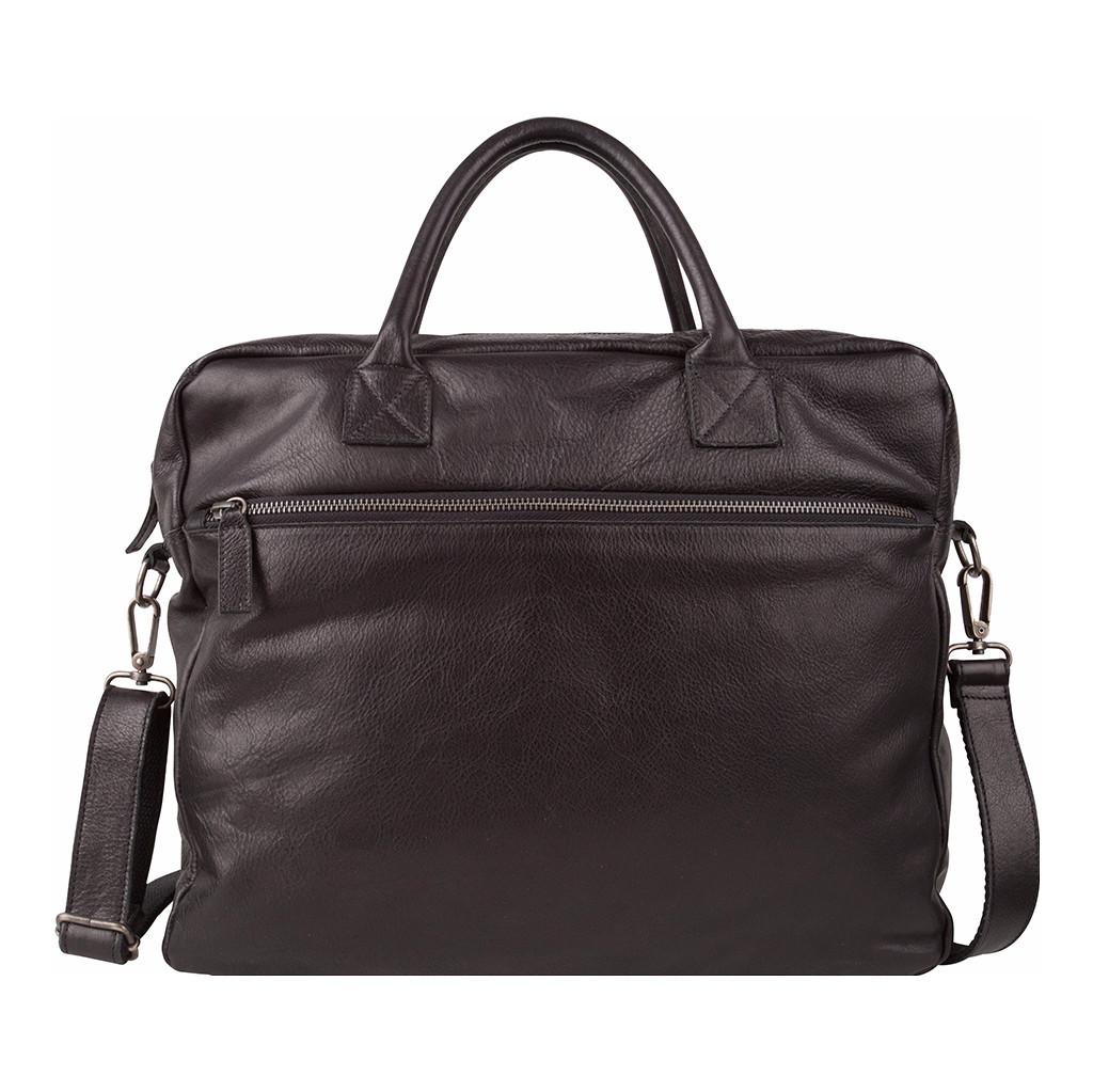 f265ffced67 Cowboysbag Heren Handtas schoudertas Laptoptas BAG JUNEAU 13 INCH zwart  online kopen