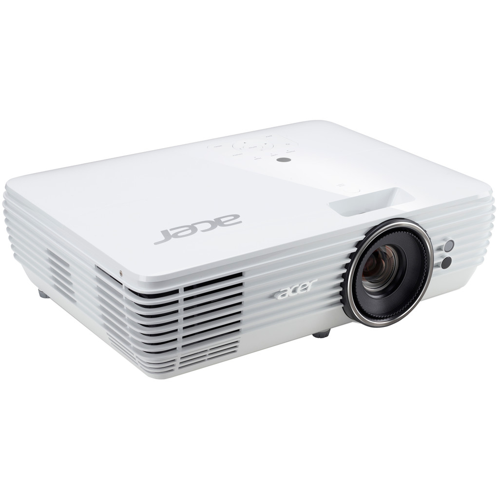 Acer Home H7850 Desktopprojector 3000ANSI lumens DLP 2160p (3840x2160) Wit beamer-projector