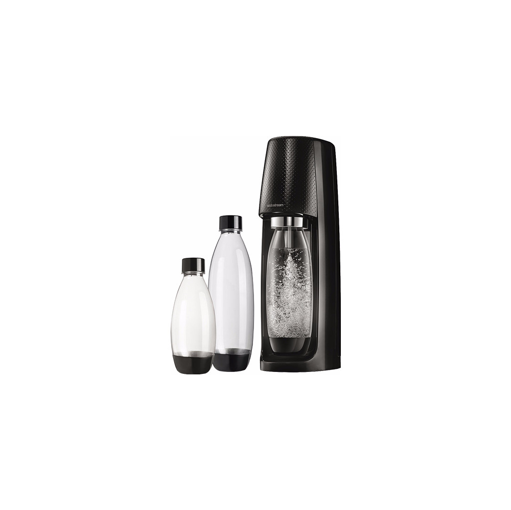 Sodastream Spirit Black Megapack